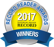 Record Reader Award Winner